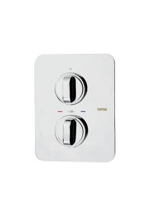 Встроенный термостат с вентилем, 3 выхода DESPERTAR GRB 145100