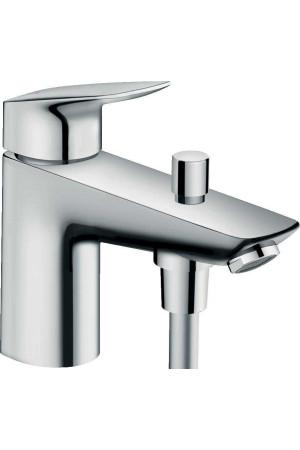 Смеситель для ванны и душа Monotrou, Hansgrohe Logis 71312000, Хром, настенный