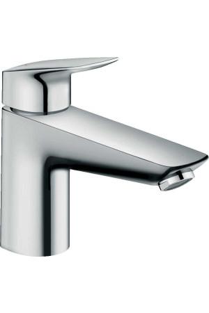 Смеситель для ванны Monotrou, хром, Hansgrohe Logis 71311000, Хром, в борт ванны