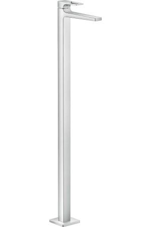 Смесители напольный для раковины, хром, Hansgrohe Metropol 74530000, Хром, напольный