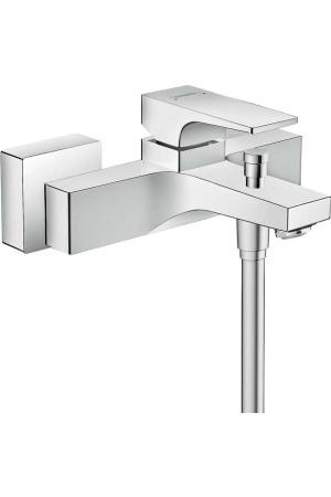 Смеситель для ванны, хром, Hansgrohe Metropol 32540000, Хром, настенный