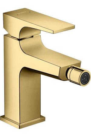 Смеситель для биде, золото, Hansgrohe Metropol 32520990, Золото, стандартный