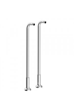 Напольные водозаборы для ванны, хром, Tres Monoclasic 24219403, Хром