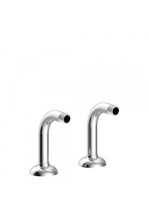 Вывод с адаптером для ванны-душа Tres Monoclasic 24287101, Хром