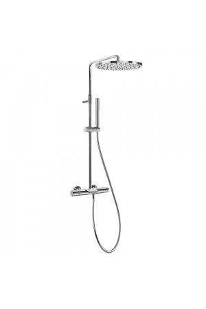 Система для ванны и душа термостатическая Tres Study 26231201, Хром
