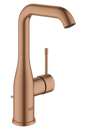 Смеситель для раковины L-Size Grohe Essence 32628DL1, Медь матовая, Смесители - стандартный