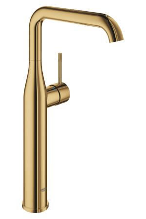 Смеситель для раковины XL-Size Grohe Essence 32901GL1, Золото, Смесители - стандартный