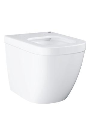 Унитаз напольный приставной GROHE Euro Ceramic 39339000