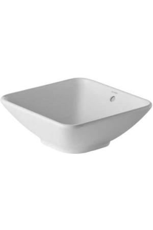 Duravit Bacino Раковина 420 мм 033342, Белый, Керамика - накладной, Фарфор