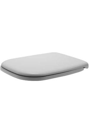 Сиденье для унитаза с микролифтом, Duravit D-Code 0067390000, Белый