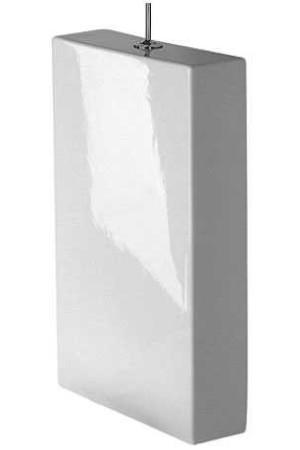Duravit Starck 1 Бачок 390 x 125мм 872710, Белый, Фарфор