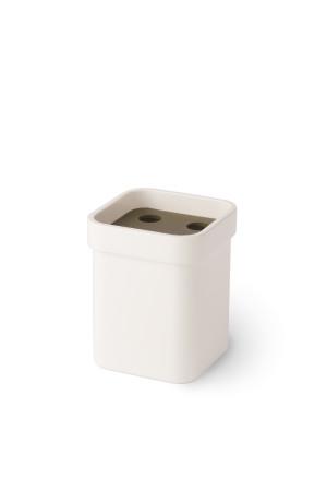 Подставка для зубных щеток с крышкой Lineabeta 5146.21