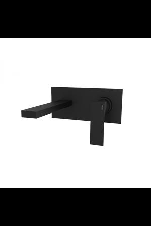 Встраиваемый смеситель на умывальник черный KALA GRB 60530601