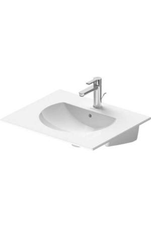 Duravit Darling New Умывальник для мебели 630 мм 049963, Белый, Керамика - на мебели, Керамика - подвесной, Фарфор