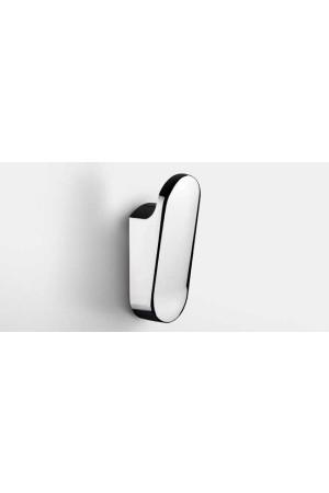 Крючок в ванную комнату, хром, Sonia S6 122035, Хром, настенный, Латунь