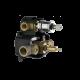 Встраиваемые части для термостата на два выхода Gessi 09256#031 Хром