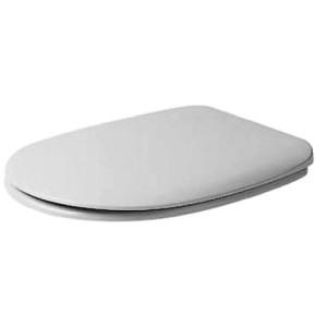 Duravit D-Code Сиденье для унитаза 006630, Белый