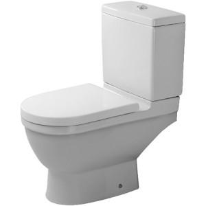 Duravit Starck 3 Унитаз комбинированный 360 x 655мм 012609, Белый антибак., Керамика