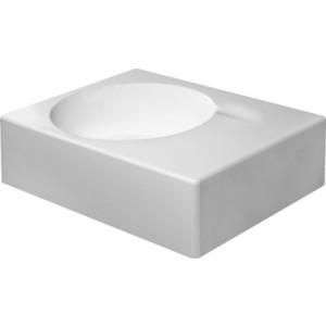 Duravit Scola Раковина 615мм 068460, Белый, Керамика - подвесной, Фарфор