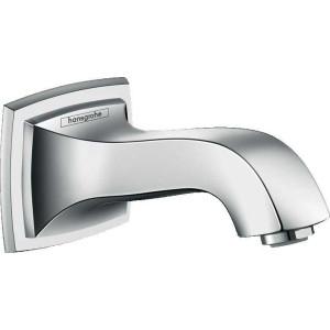 Излив на ванну, хром, Hansgrohe Metropol Classic 13425000, Хром
