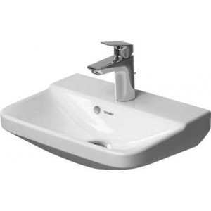 Duravit P3 Comforts Умывальник для рук 450 мм 071645, Белый, Керамика - подвесной, Керамика