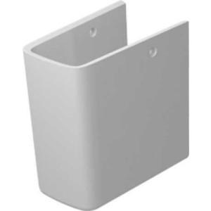 Duravit P3 Comforts Полупьедестал 170 мм 085837, Белый, Керамика