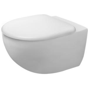 Унитаз подвесной Duravit Rimless® Architec 2572092000, Белый антибак., Керамика