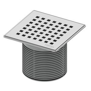 Декоративная решетка QUADRATUM 150 мм TECE TECEdrainpoint S 3660008