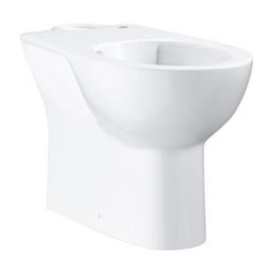 Унитаз напольный для комбинации с бачком GROHE Bau Ceramic 39429000