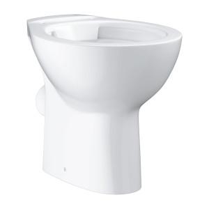 Унитаз напольный приставной GROHE Bau Ceramic 39430000