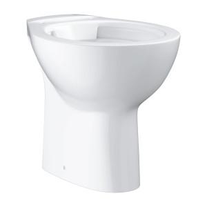 Унитаз напольный приставной GROHE Bau Ceramic 39431000