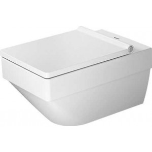 Duravit Vero Air Унитаз подвесной Duravit Rimless® 370 x 570 мм 252509, Белый антибак., Керамика