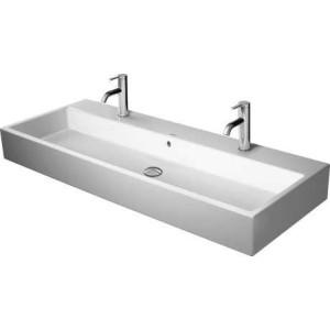 Duravit Vero Air умывальник для мебели 1200 мм 235012, Белый, Керамика - на мебели, Керамика - подвесной, Керамика