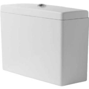 Duravit Starck 3 Бачок 475 x 210 мм 092810, Белый, Фарфор