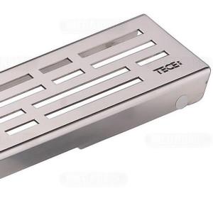 Крышка Tece Basic 650 мм 600711, Сатин, Нержавейка