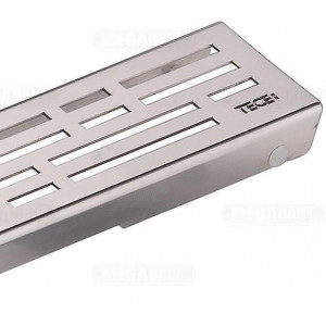 Крышка Tece Basic 950 мм 601010, Хром, Нержавейка