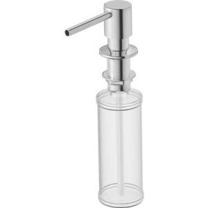 Дозатор для мыла встраиваемый, Duravit D-Code 0099721000, Хром, н,д,