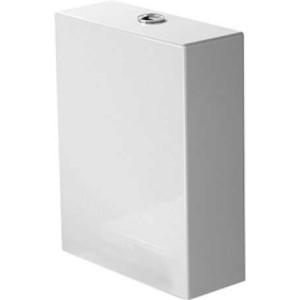 Duravit Starck 2 Бачок 370 x 145мм 093300, Белый, Фарфор