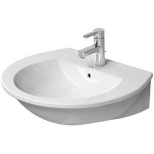 Duravit Darling New Умывальник 600 мм 262160, Белый, Керамика - подвесной, Фарфор