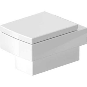 Duravit Vero Унитаз подвесной 370 x 545мм 221709, Белый, Фарфор