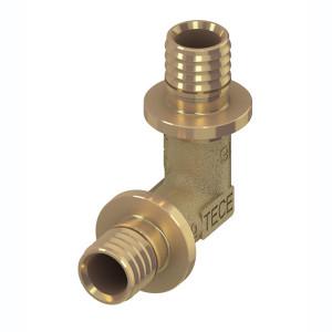 Уголок соединительный 40 х 40 90° TECE TECEflex 707040