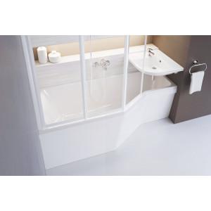 Шторка для ванны Ravak 795P0100Z1