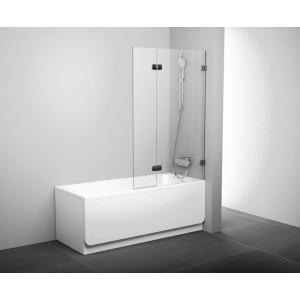 Шторка для ванны BVS2-100 L Ravak 7ULA0A00Z1