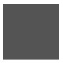 Запираемый донный клапан с керамической крышкой 68060001, Белый, Метал