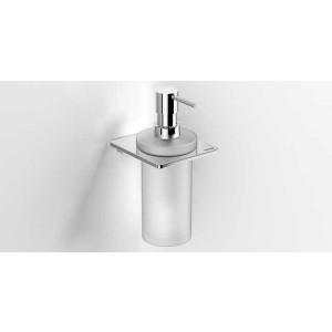 Дозатор для жидкого мыла, хром, Sonia S-Cube 166848 , Хром, настенный, Латунь