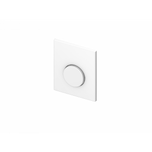 Кнопка для писсуара TECEloop 9.242.600, Белый