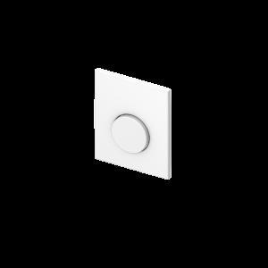 Кнопка для писсуара TECEloop 9.242.640, Белый