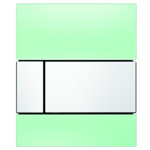 Кнопка для писсуара TECEsquare 9.242.803, Комбинированные